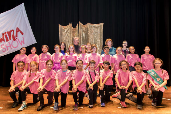 WI students perform Dear Edwina