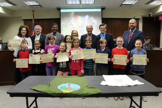 WI students honored at Greenburgh Town Hall