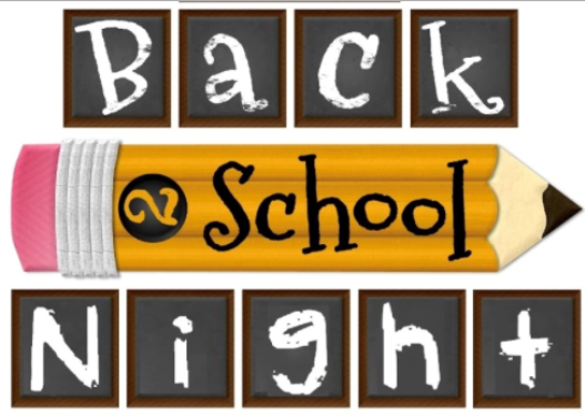 Mrs. Barnett's Back to School Night presentation is here, for those who missed it on Thursday!