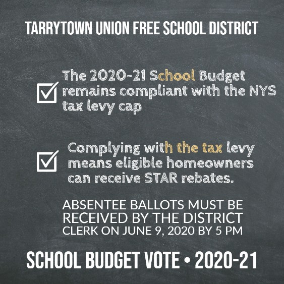 Did you know that the budget is compliant with the NYS  tax levy?