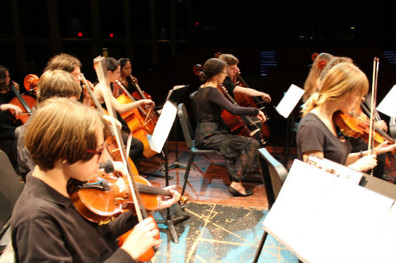 Sleepy Hollow High School Orchestra perform in Spring Concert