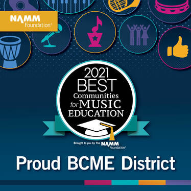 Proud BMCE District